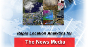 Rapid LOCATION Analytics For The News Media Worldwide