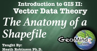 Anatomy of a Shapefile – GIS Vector Data Theory (11)