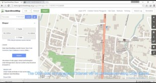 Another way to download Open Street Map Data