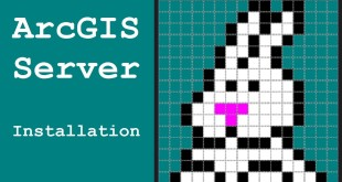 ArcGIS for Server – Installation [Windows]