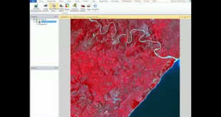 Creating a simple NDVI Spatial Model