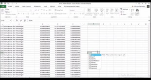 Creating Pivot Table and Perform Crosstab Analysis in ArcGIS and MS. Excel