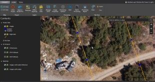 Drone2Map for Utility Inspections and Corridor Management