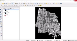 Generating Confusion Matrix for Accuracy Assessment and Change Detection in QGIS