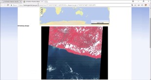 How To Download JERS-1 Satellite Imagery Data From JAXA GPortal