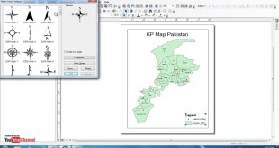 How to Make Map Layout in GIS || Map Layout In ArcMap || How to Make Map Layout in GIS