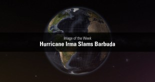 Image of the Week: Hurricane Irma Slams Barbuda