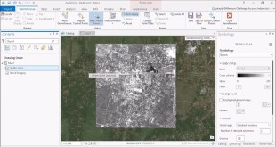 Image to Image Georeferencing in ArcGIS Pro ( for Aerial Photographs and Satellite Imagery )