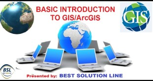 Introduction To GIS || GIS Tutorial || Learn ArcGIS