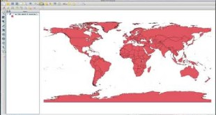 QGIS lesson 03 Downloading Natural Earth data