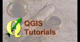 QGIS Tutorials: Define new CRS and reproject map