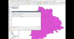 Spatialite GUI – SQLite – Connect SQLite Database to QGIS and Visualize layers – Part V