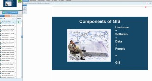 09 Oct 2017 Introduction of GIS by Dr Sameer Saran