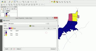 Add a new field to attribute table in QGIS | burdGIS