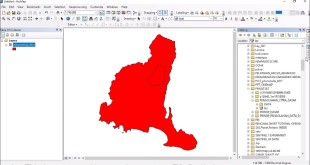 clean polygon gap sliver multipart and polygon in polygon in ArcGIS