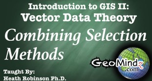 Combining Selection Methods – The Core Vector GIS Toolkit (4)