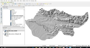 hillshade, slope, aspect from DEM thanks to Qgis!!!