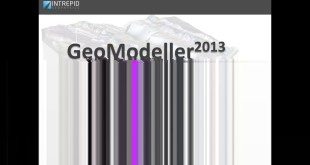 How to build 3D Geology model with GeoModeller – 1 hour webinar
