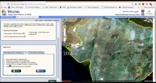 How to download Satellite Data from BHUVAN Geoportal