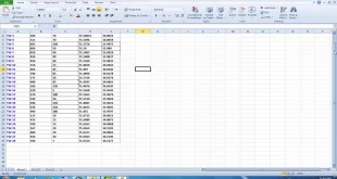 How to Import Excel Data to GIS || importing Excel Data to GIS