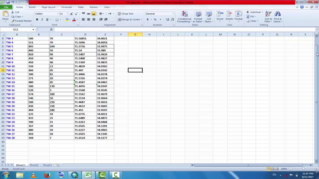 How To Import Excel Data To Gis