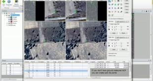 How to set up and manage a photogrammetry project in ERDAS IMAGINE