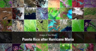 Image of the Week – Puerto Rico after Hurricane Maria