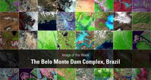 Image of the Week – The Belo Monte Dam Complex, Brazil