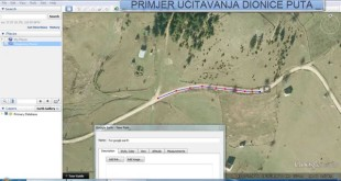 Import Polyline from Google Earth to ArcGIS