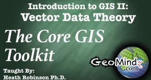 Introducing Core GIS Toolkit: The Core Vector GIS Toolkit (1)