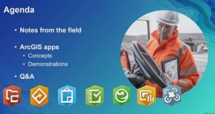 Optimizing Field Operations with ArcGIS Apps