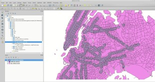 QGIS: Advanced Geoprocessing
