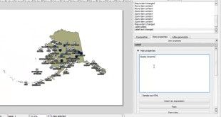 QGIS in under 10 minutes 03 Print composer