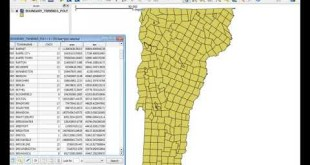 QGIS Understanding and Using Attribute Data, Queries and Analysis