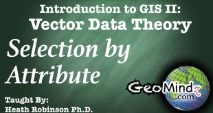 Selection by Attribute – The Core Vector GIS Toolkit (2)