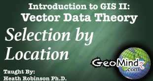 Selection by Location – The Core Vector GIS Toolkit (3)