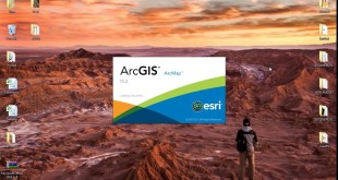Smooth the pixels to increase the clarity of the images ArcGIS