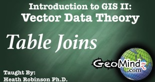 Table Joins – The Core Vector GIS Toolkit (5)