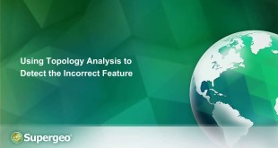 Using Topology Analysis to Detect the Incorrect Feature