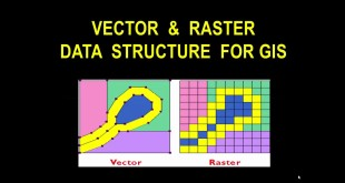 Vector and Raster Data || Difference Between Raster and Vector Data