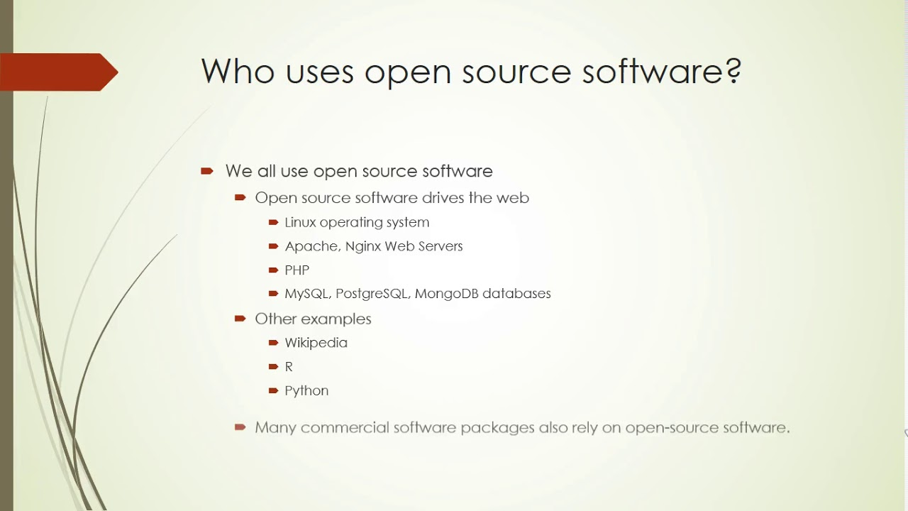 What Does Open Source Really Mean
