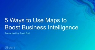 ArcGIS Maps for Power BI: 5 Ways to Boost Your Business Intelligence