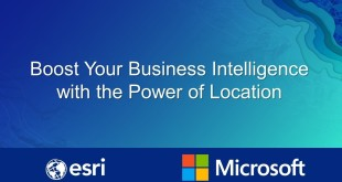 Boost BI with Maps: Introducing ArcGIS Maps for Power BI
