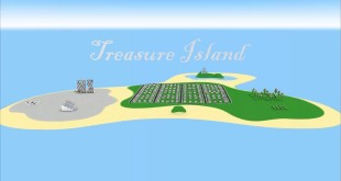 CityEngine: Treasure Island Example
