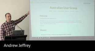 QGIS Australia User Meetup 2017: Introduction