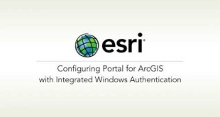 Configuring Portal for ArcGIS with Integrated Windows Authentication