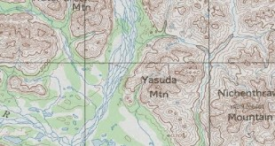 Free topographic map download from University of texas liberaries