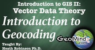 Geocoding: Introduction