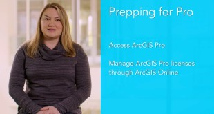 Know Before You Pro: ArcGIS Online Administrators