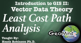 Network Analysis: Least Cost Path